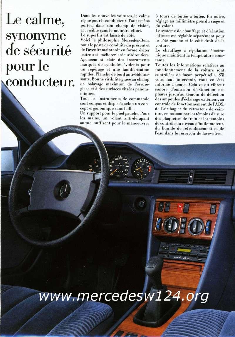 La nouvelle gamme moyenne Mercedes-Benz 200 D à 300 E 910