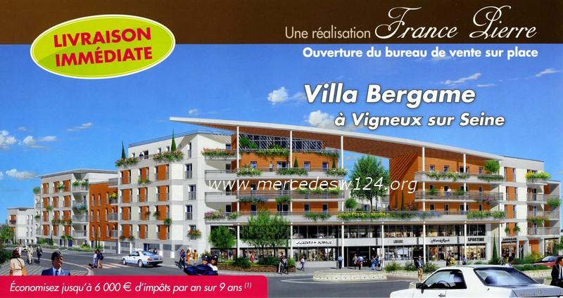 Immobilier France Pierre - Villa Bergame à Vigneux sur Seine Img17110