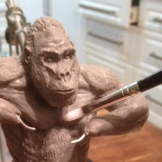 Tutorial - Silverback Gorilla Smooth11