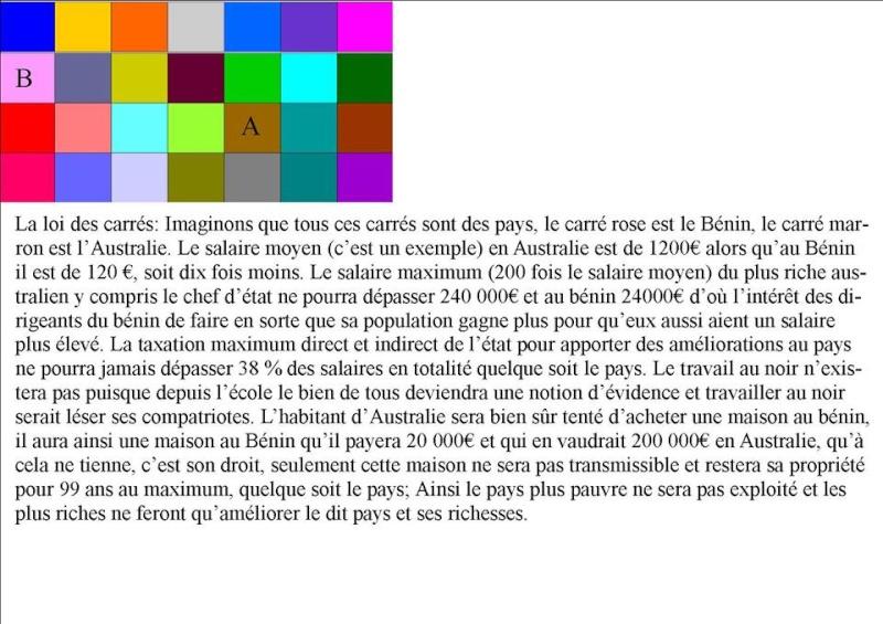La loi des carrés 10801710