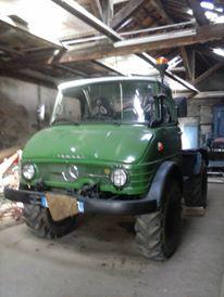 restauration unimog 406 de 1964 10592410