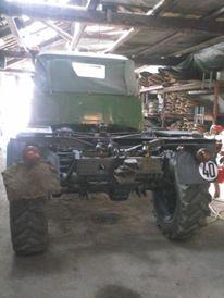 restauration unimog 406 de 1964 10638010