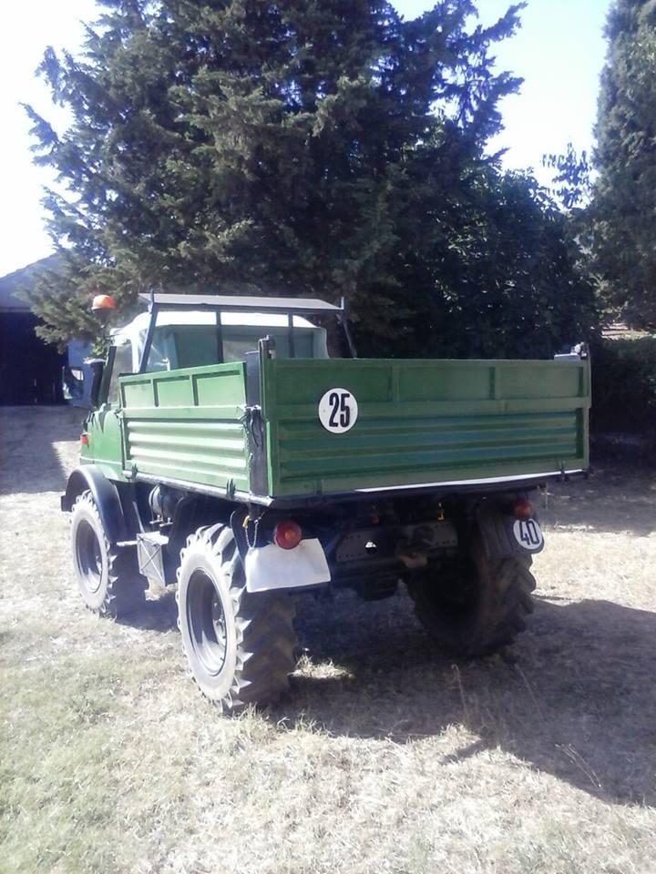 restauration unimog 406 de 1964 Unimog14