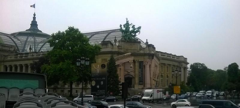 En passant par Paris, nous sommes allés voir Rémy... Wp_20125