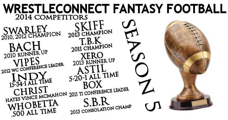 FANTASY FOOTBALL LEAGUE Season11
