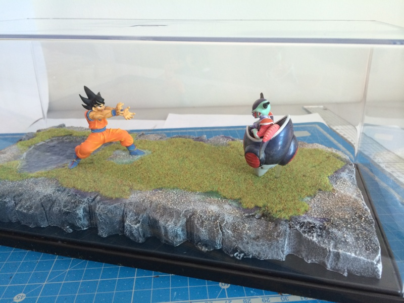 DIORAMA DRAGON BALL Img_1012