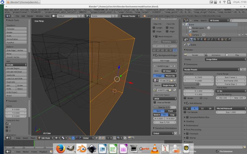 Création d'un personnage en 3D Axepou10