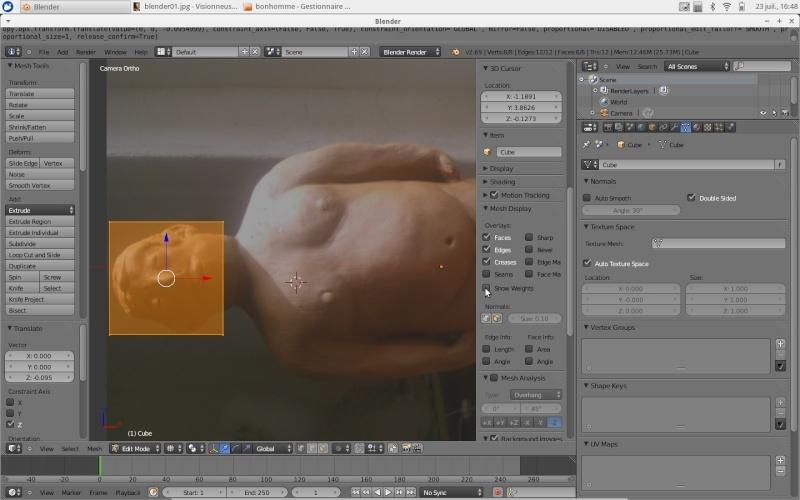 Création d'un personnage en 3D Backgr10