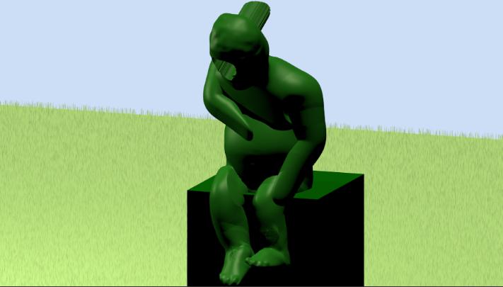 Création d'un personnage en 3D Final10