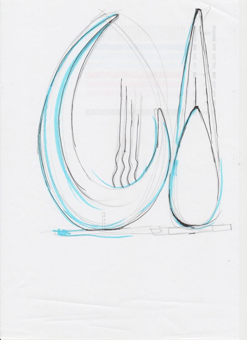 Harpe en pierre Harpe-12