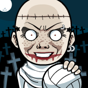 Halloween Contest : Results Chuccy11