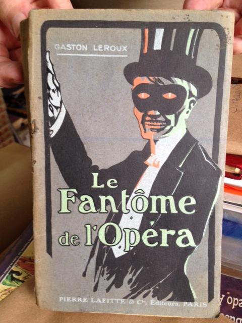1st edition of Le Fantôme de l'Opéra Image_10