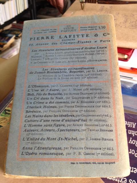 1st edition of Le Fantôme de l'Opéra Image_13