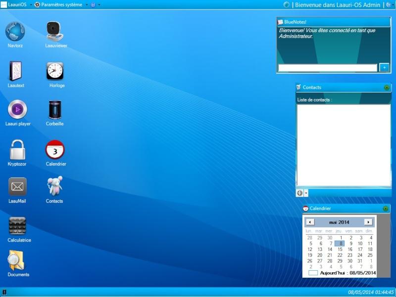 [Interface] Créer Un jolie interface Deskto14