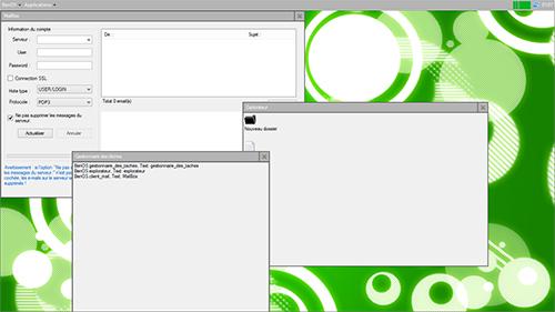 [Interface] Créer Un jolie interface Gestio10