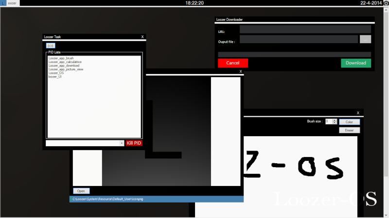 [Interface] Créer Un jolie interface Loozer16