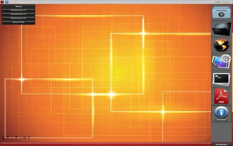 [Interface] Créer Un jolie interface Screen21