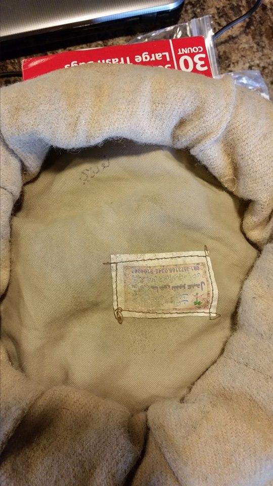A Taliban Pakol Hat 15606210