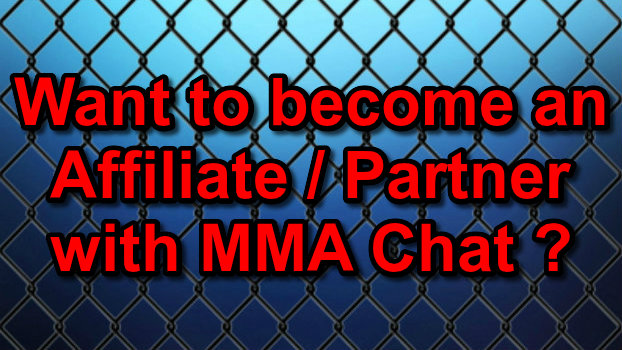 Interested in becoming an Affiliate / Partner with MMA Chat ? Affili10