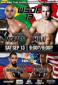 WSOF 13: Moraes vs. Hill Wsof_110