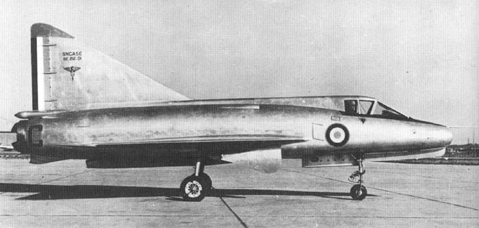 Sud-Aviation S.E. 212 DURANDAL , kit JFR Team au 1/72 C_phot12