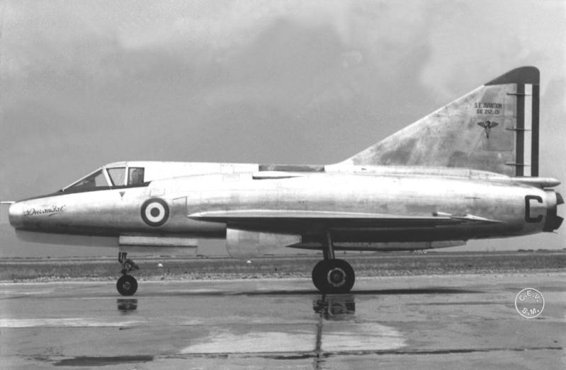 Sud-Aviation S.E. 212 DURANDAL , kit JFR Team au 1/72 C_phot13