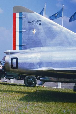 Sud-Aviation S.E. 212 DURANDAL , kit JFR Team au 1/72 Gros_p11