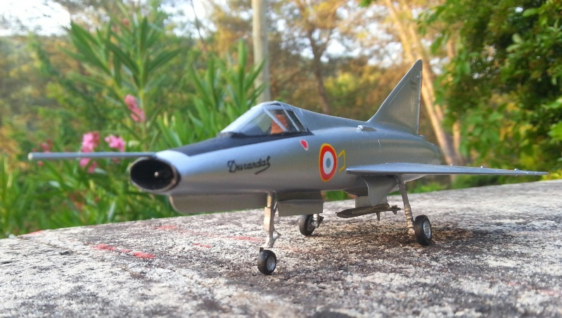 Sud-Aviation S.E. 212 DURANDAL , kit JFR Team au 1/72 Img_2029
