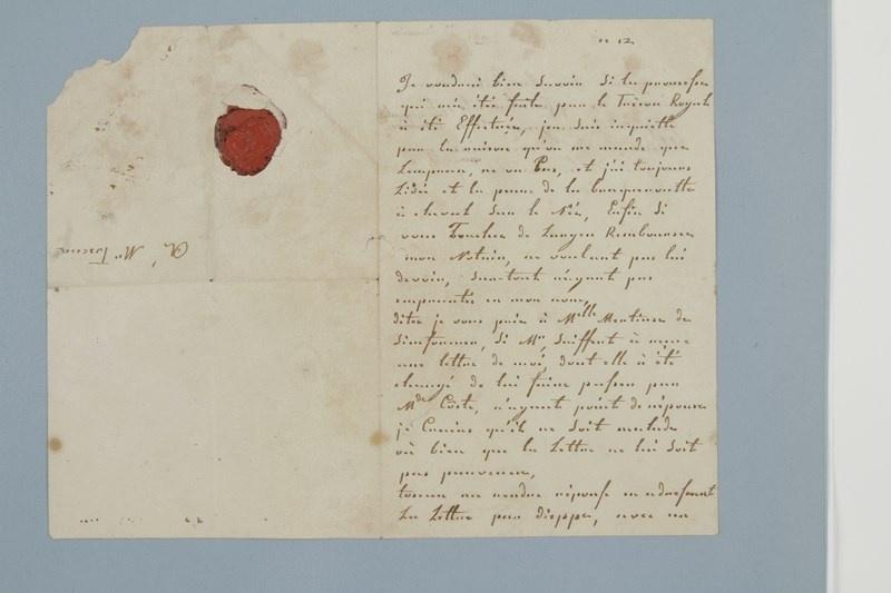 Lettres de la princesse de Lamballe 14141611