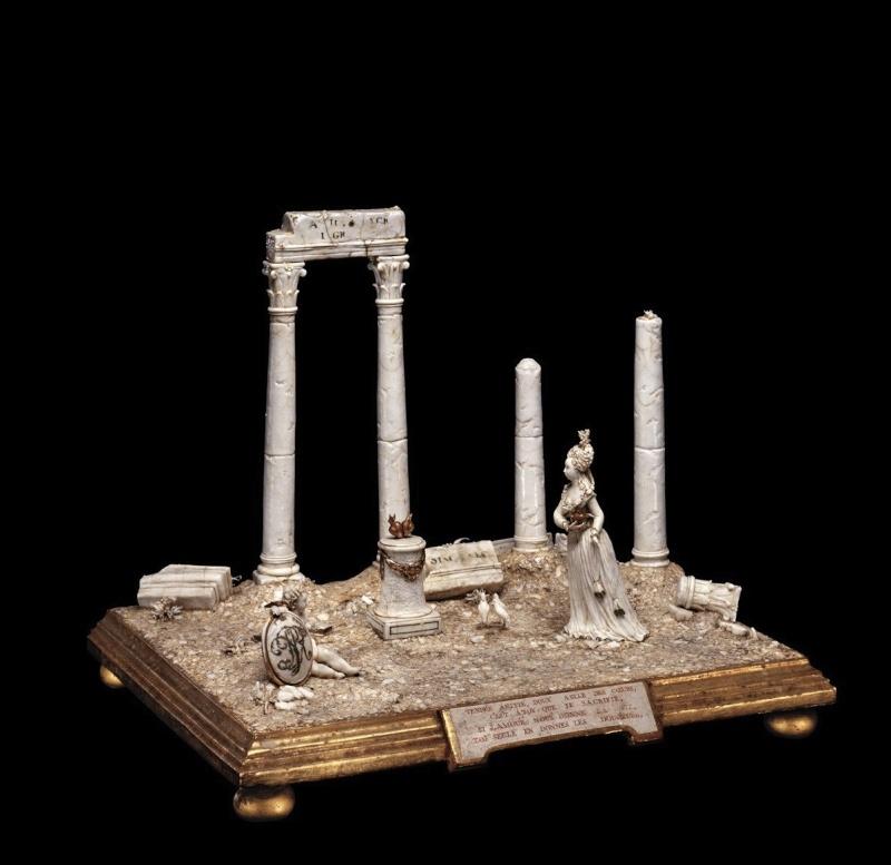 Dioramas et Marie-Antoinette  382abd10