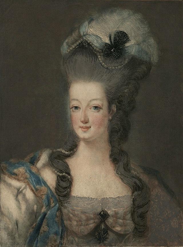 Portraits de Marie-Antoinette attribués aux Gautier Dagoty (ou d'après). - Page 2 640px-12