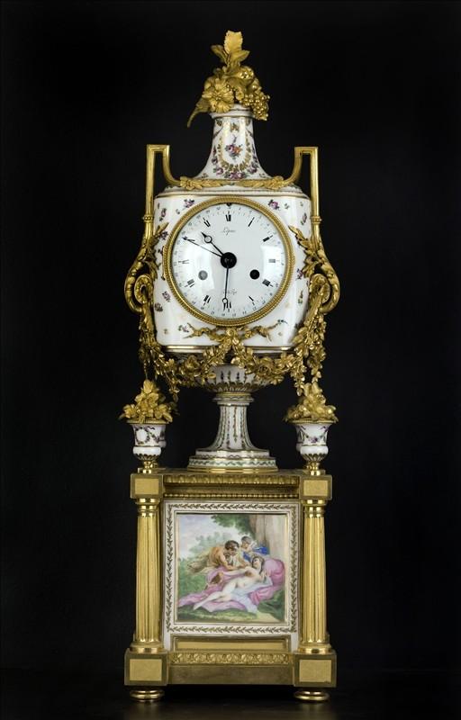 Pendules et horloges de Marie-Antoinette 78927-10