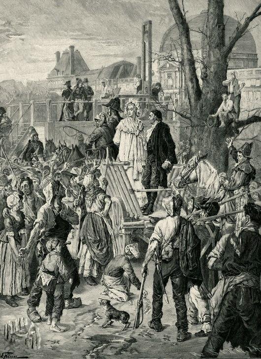 16 octobre - L'exécution de Marie-Antoinette le 16 octobre 1793 - Page 2 Akg31011