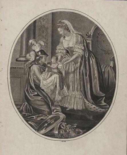 Naissances illustrées des enfants de Marie-Antoinette  Allygo10