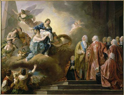 Naissances illustrées des enfants de Marie-Antoinette  Allygo12