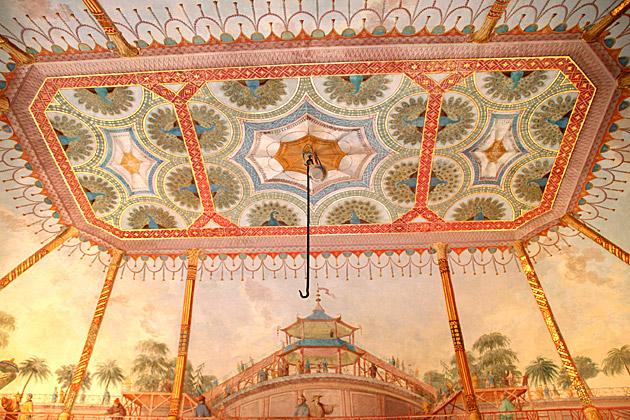 Le Palais chinois de Marie-Caroline à Palerme Chines10