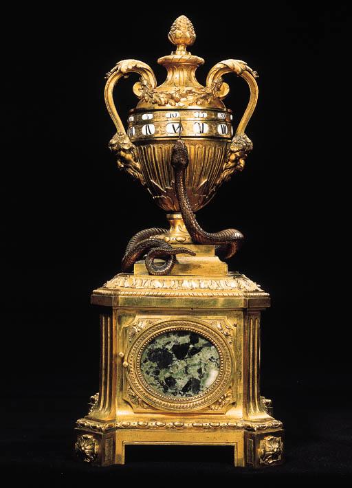 Pendules et horloges de Marie-Antoinette D1896110