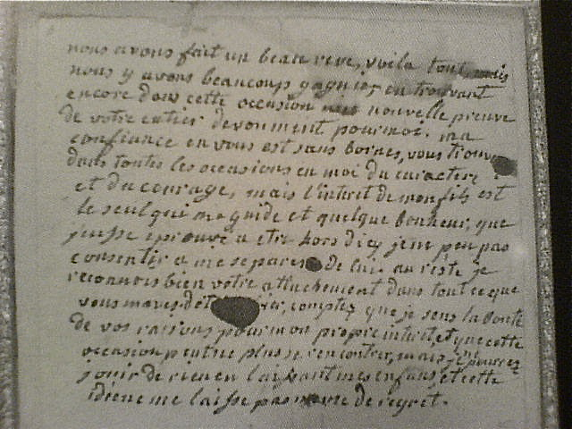 La correspondance de Marie-Antoinette avec Jarjayes - Page 2 Dsc00710