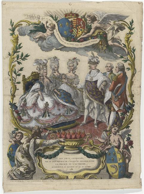 Naissances illustrées des enfants de Marie-Antoinette  Ecole_12