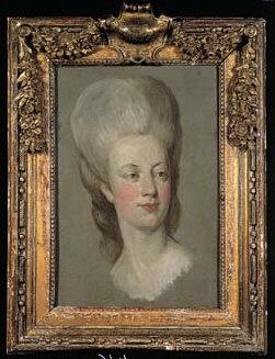 Portraits de Marie-Antoinette par Joseph-Siffred Duplessis Esquis10