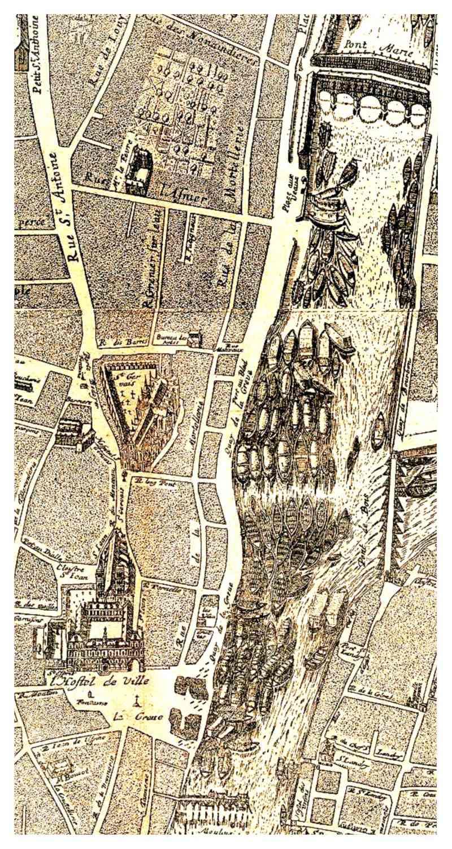 Jean-Michel Moreau le jeune, dessinateur des Menus Plaisirs du roi Gombou10