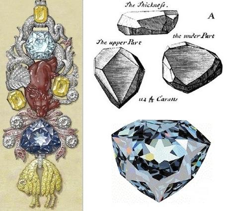 Bijoux de Marie-Antoinette : le collier de perles de Barbara Hutton Hope-d11