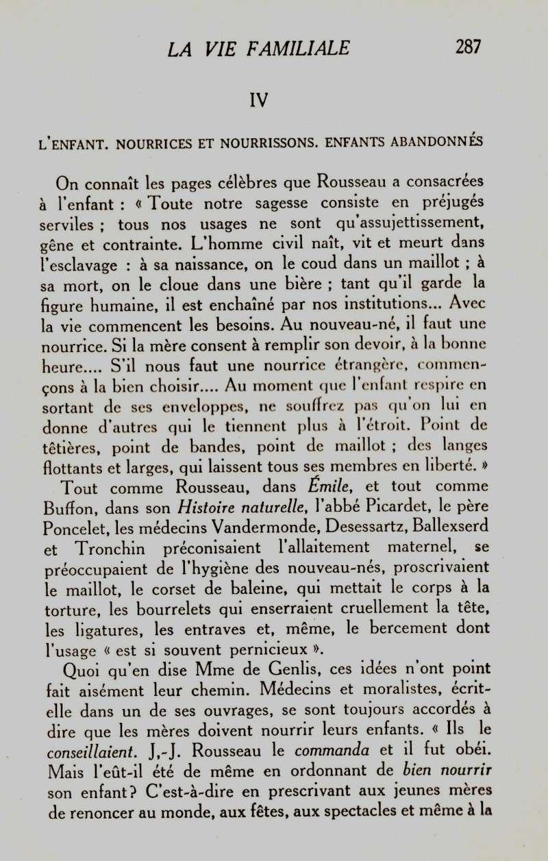 L'Allaitement, et les Bureaux de placement des Nourrices, au XVIIIè siècle Img00214