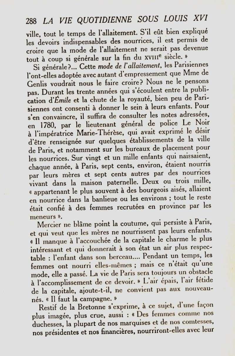 L'Allaitement, et les Bureaux de placement des Nourrices, au XVIIIè siècle Img00215