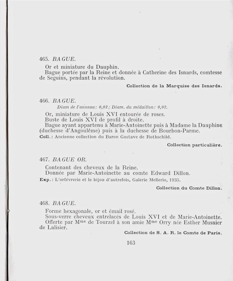 Exposition : Marie-Antoinette à Versailles (1955) - Les bijoux  Img00z10