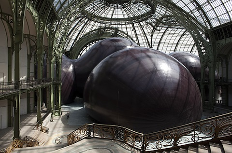 Anish Kapoor expose ses oeuvres à Versailles Kapoor12