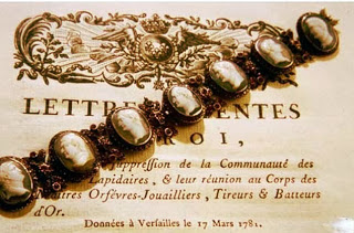 Exposition : Marie-Antoinette à Versailles (1955) - Les bijoux  Lapida10