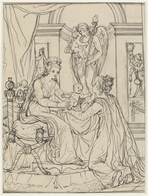 Naissances illustrées des enfants de Marie-Antoinette  Ma_rem10