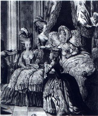Naissances illustrées des enfants de Marie-Antoinette  Maria_10