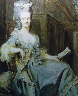 Marie Antoinette, miniatures attribuées à ou d'après François Dumont - Page 2 Marie_30